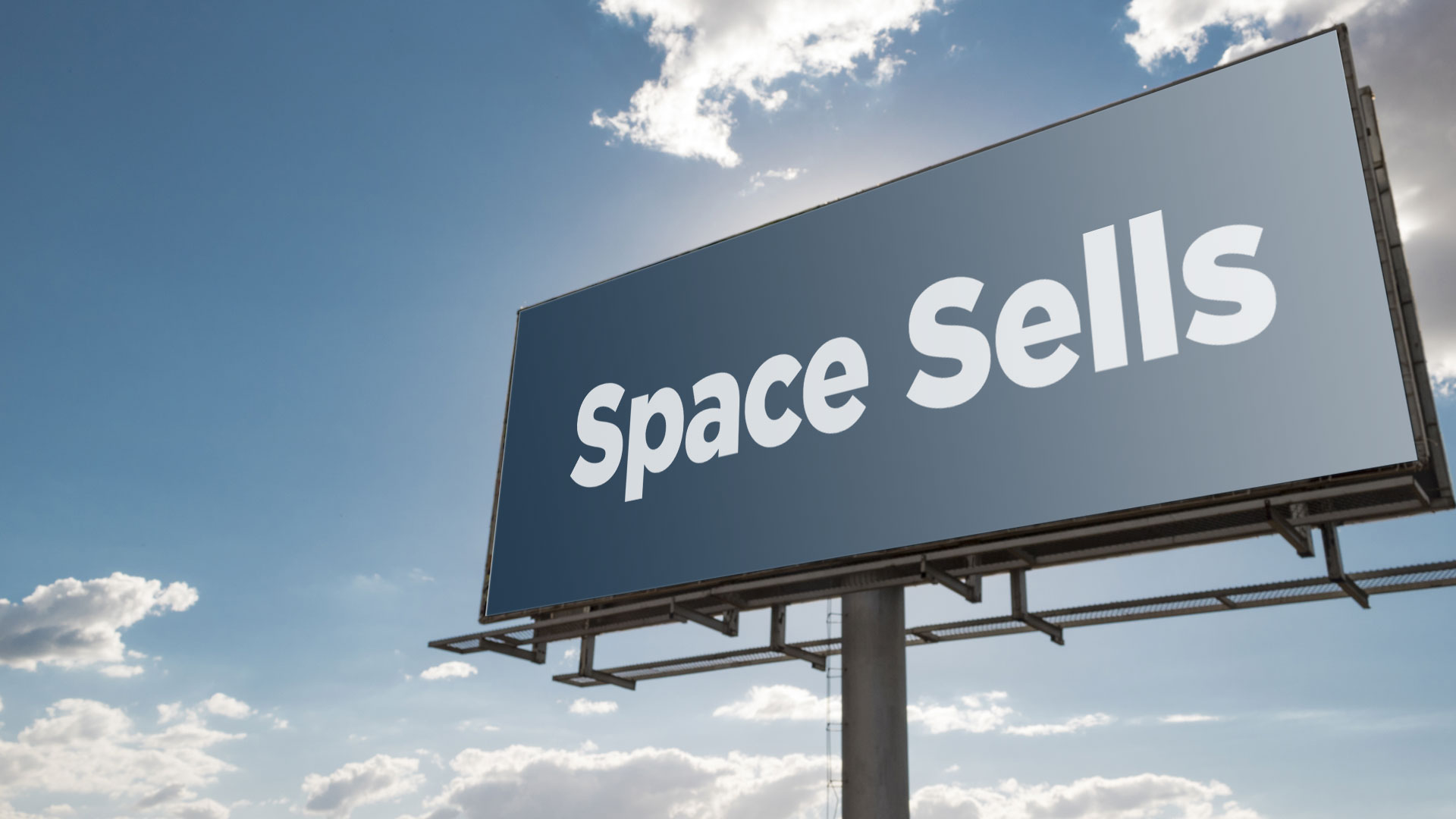Space Sells: Get More Attention for Your Digital Ads and Outdoor with Less