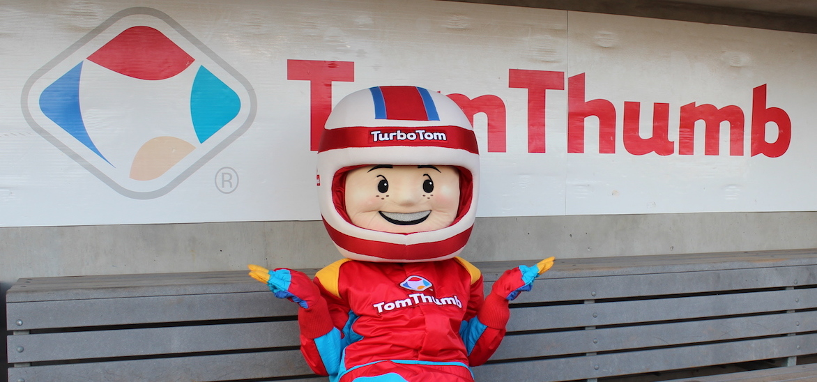 Turbo Tom, Tom Thumb Food Stores, Blue Wahoos Stadium, University of West Florida, Argonauts Football, Argie, UWF Football