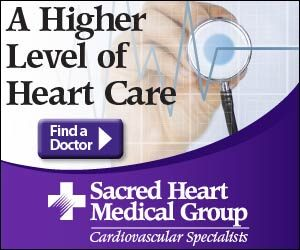 Appleyard Agency Pensacola FL Advertising Marketing Sacred Heart Hospital Ad Square