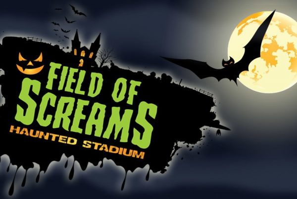 Appleyard Agency Pensacola FL | Field of Screams | Halloween Event Logo