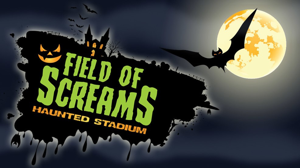Field of Screams, Terror Under the Stadium, Halloween experience, Pensacola Blue Wahoos, Blue Wahoos Stadium, Pensacola Little Theatre, Bright Downtown Dental Arts, 3D haunted tour, nonprofit marketing, social marketing, social media, media partnerships